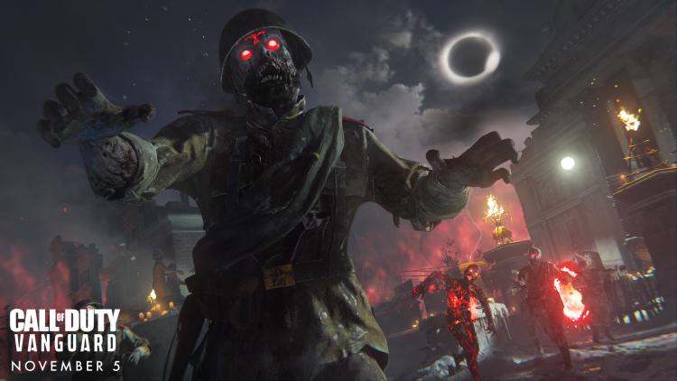 Кампания зомби-режима Call of Duty: Vanguard называется Der Anfang («Начало»)
